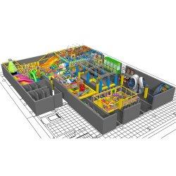 Vliegtuig van de Speelplaats Amuzament van de Apparatuur van de Streek van het Spel van jonge geitjes het Zachte Goedkope Elektrische Binnen