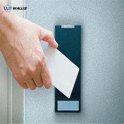 플라스틱 PVC 기장 카드 또는 사건 통행 또는 접근 제한은 카드 또는 편들어 골라내 방문 카드 명함을 인쇄한