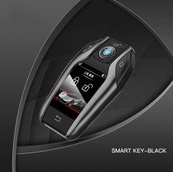Manufactura Venta caliente especial para todo original coche tecla inteligente actualización de la Plata clave remoto LCD Digital