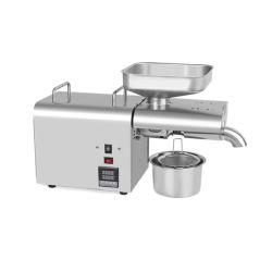 ゴマピーナツやし野菜のシードのための自動風邪および熱オイル出版物機械