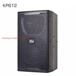 Lautsprecher Kp612 der Qualitäts-Tonanlage-12 des Zoll-KTV/Multimedia