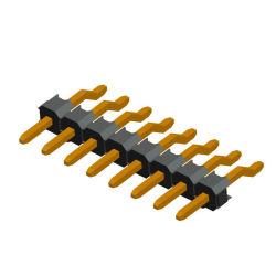 Componente elétrico placa PCB ao terminal de alimentação da placa de plataforma/pinos macho