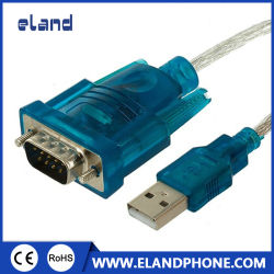 USB 2,0 auf serielles RS232 DB9-Kabel