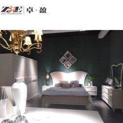 Elegante diseño italiano de lujo Royal Muebles de Dormitorio