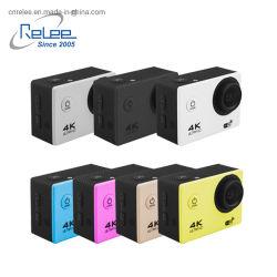 Deporte extremo HD 720p WiFi cámara de acción de 2.0 pulgadas LCD negro de la cámara de acción de la leva de Deportes de la batería