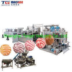 성과 기계 선을 만드는 작은 딱딱한 사탕 제과 생산