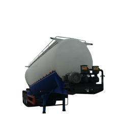 Remolque Tanque de Transporte de Cemento a Granel Especial para Uso en Sitios de Construcción