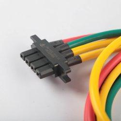 Mazo de cables de conexión de automóviles de nueva energía montón de carga que soporta el cable de conexión de cables de corriente grande