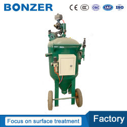 تزيل صدأ الأبخرة السائلة من آلة Sand Blaster الرمال تنفجر بسعر Bz225