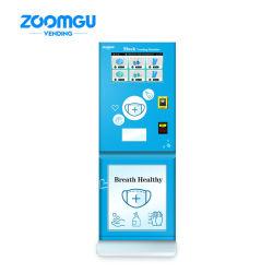 Zg máscaras máquina de venda automática Smart dispensador de máscaras de Gerenciamento Remoto de Máquina de Venda Directa
