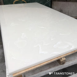 2020 Pedra translúcida Branca de Neve no atacado