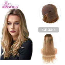 Parrucca piena del merletto del merletto della parte anteriore della parrucca 10A della cuticola dei capelli brasiliani umani all'ingrosso del Virgin