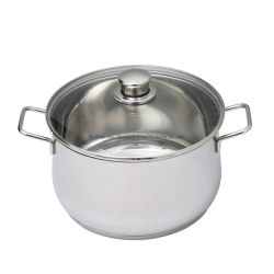 Soupe aux appareils de cuisson en acier inoxydable de friture de poêles en acier inoxydable Ustensiles de cuisine Jeux Jeux de la vaisselle Jy-Zx