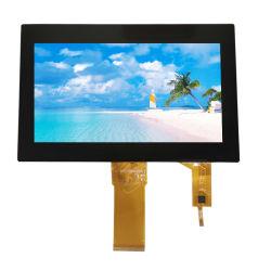 7.0インチ1024*600の高い明るさの接触パネルTFT LCD G+G