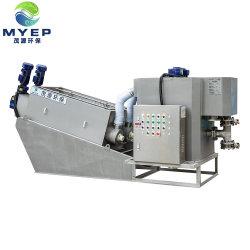 De geactiveerde Machine van de Pers van de Filter van de Modder van de Koolstof Ontwaterende