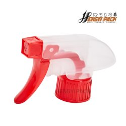 Todos personalizados gatilho plástico pulverizador / Triger Espuma Spray vaso / Mini Acionar Pulverizador / Rachet Encerramento Gatilho Esquerdo Cabeça da Bomba com fina névoa 28/400, 28/410