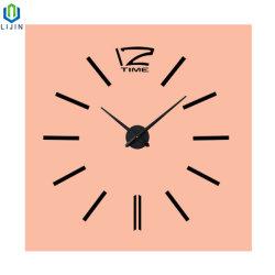 Grande salone semplice eccellente dell'orologio di parete dell'acrilico DIY che decora l'orologio di parete