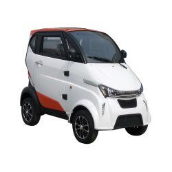 Las cuatro ruedas de 2 a 3 plazas con batería de litio Air-Condition CEE L6e aprueba Mini Coche eléctrico