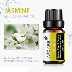 Pure à 100 % de l'huile d'Aromathérapie Pure huile essentielle de fleurs de jasmin pour les massages, baignoire, d'encens, Kit SPA Huile Essentielle