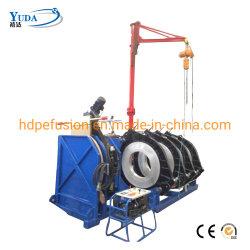 HDPE стыковой Fusion машины/ трубопровод из термопластмассы сварочный аппарат