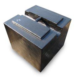 Schwere Kapazitäts-Roheisen-Prüfung belastet M1 500kg 1000lb 2000lb für Schuppe