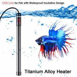 Riscaldatore di titanio utilizzato 300W della lega dell'acqua marina con il video di temperatura