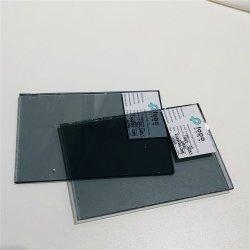 4mm-12mm Hight Qualité de couleur Gris Gris foncé / politique européenne de verre (C-UG)
