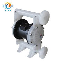 """Pompa a diaframma pneumatica di Hy15/20-PP 1/2 """" PTFE per forte scambiarsi pneumatico del doppio diaframma pneumatico dell'alcali e di Acide"""