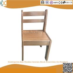 Kindergarten scherzt hölzernen Möbel-Buchenholz-Stuhl für Vortraining