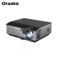 Indoor & Outdoor divertir la poignée de maintien de la famille HID fonctionnant sur batterie à LED Androi YG220 Mini projecteur