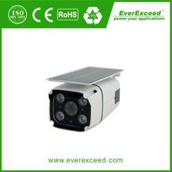 재충전 전지, SD 카드 저장, IP67에서 건축된 태양 강화한 무선 감시 카메라 WiFi IP 태양 CCTV 사진기는, 먼 APP 의 CMOS 센서 방수 처리한다