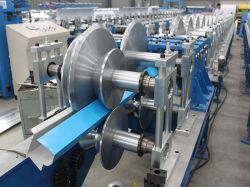 [بّج] لون فولاذ [هيغقوليتي] فوّهة صبّ سفليّة آليّ ومزراب قطاع جانبيّ لف يشكّل يجعل آلة