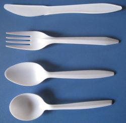 PP en plastique jetables de vaisselle pour la restauration rapide