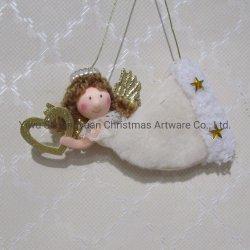 Nova moda Natal Angel Doll Brinquedo Pingentes de árvore de Natal Enfeites Decoração