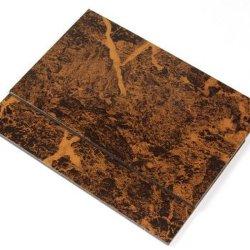 4 mm graniet kleur PVDF coating Aluminium composietmateriaal voor wand Bekleding