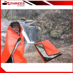 Аварийно-спасательной одеяло для всех Weather-Orange
