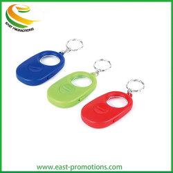 Baratos personalizados Mini Linterna LED linterna llavero abridor de botellas para la promoción de regalos