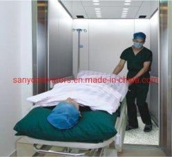 스테인리스 강 전기병원 엘리베이터 환자 침대 통로 병원 의료 SANYO Fuji Technology에서 들어 올립니다