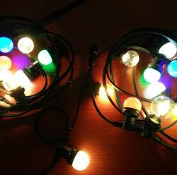 IP65 E27 Festoon Lichtkette für Outdoor Holiday Festival Dekorieren