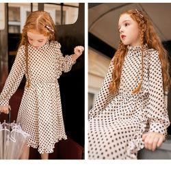 승화 질 OEM 도매 점 Breathable 시퐁 유아, 어린 소녀, 아이들, 아이는, 공주를 입는다 Dress