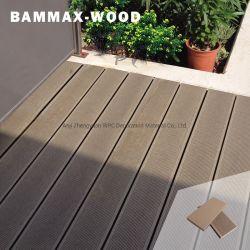 All Weathering Waterproof Garden Composite Co-Extrusion WPC Azulejo de Piso de Madera