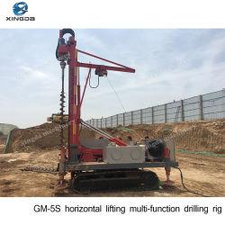 기초 건축 높은 토크 크롤러 드릴링 기계 또는 드릴링 장비
