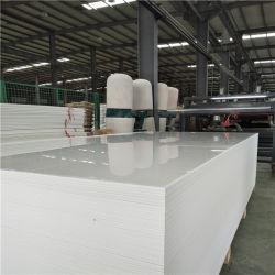 Feuille de mousse de PVC et en plastique PVC carte panneau de mousse PVC rigide