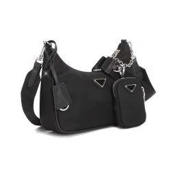 인과인 여성용 크로스바디 가방 여성용 럭셔리 핸드백 디자이너 미니 포켓 럭셔리 브랜드 여성 숄더 메신저 백