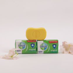 110gは工場熱い販売のスキンケアグループの使用の手の洗浄のための抗菌性の浴用石鹸を卸し売りする
