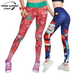تمرين رياضي من ارتداء ملابس رياضية سلس وملابس اليوجا المثيرة ألعاب رياضية ضيقة مع شعار مخصص للنساء