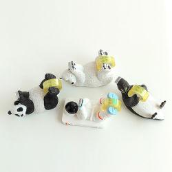 Schöne Kunstharz Band Spender Rollenhalter Schreibwaren Schreibtisch Organizer Schule Bürobedarf Cute Animal Decor Aquatic Figur