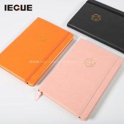 Ausführenpersonalisiertes Notizbuch Antik Daily Planner Vintage Handmade Brown Leather Journal Notizbuch mit Umhang, Größe A5