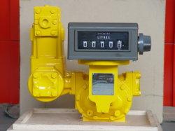 Zufuhr-des Fluss-Meter/Diesel Instrument des LC-Verdränger-Fluss-Meter/Fuel Gas-des Erdöl-Flowmeter/Measuring