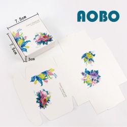 Fancy Biodegradáveis Personalizado impresso colorido Bonitinha Batom Ecológico de embalagens de sabão em barra caseiro de Aromaterapia
